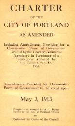 1913 Charter Amendment